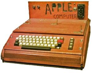 Prototipo de Apple