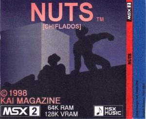 Nuts (Kai Magazine, 1997) (Cover)