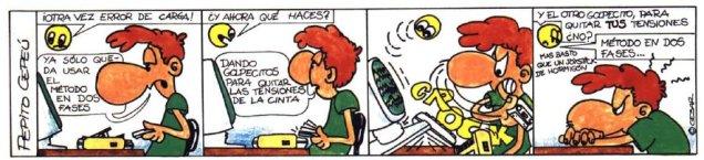 Pepito Cepeu - Input MSX #2